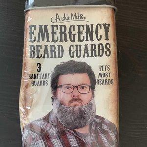 Emergency Beard Guards Gag